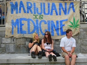 Zwolennicy medycznej marihuany w Australii, THCLand.pl