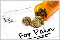 Pacjenci cierpiący na ból chroniczny ubiegają się o medyczną marihuanę, THCLand.pl