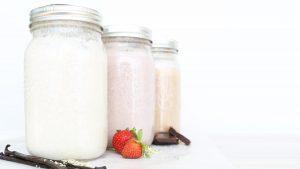 Domowe mleko z nasion konopi na cztery sposoby, THCLand.pl