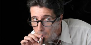 Sposoby na sekretne palenie w pracy, THCLand.pl